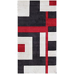Alfombra Shuffle 120x170 cm rojo
