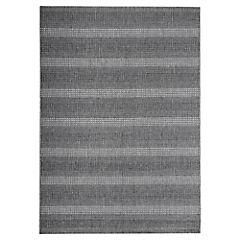 Alfombra Decora 120x170 cm gris