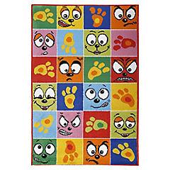 Alfombra infantil Smash Kids 80x120 cm