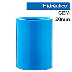 Copla PVC para cementar 20x20 mm