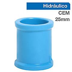Copla PVC para cementar 25x25 mm