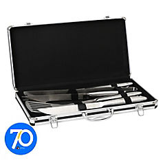 Kit de herramientas para asado 4 piezas