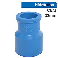 Buje reducción largo PVC para cementar 32x25 mm