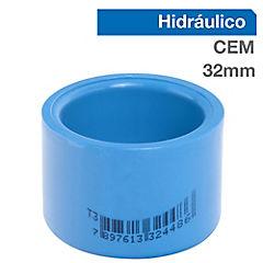 Buje reducción corto PVC para cementar 32x25 mm