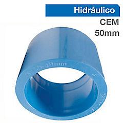 Buje reducción corto PVC para cementar 50x40 mm