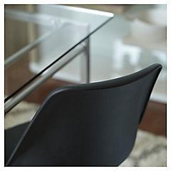 Silla 89x49x51 cm negro