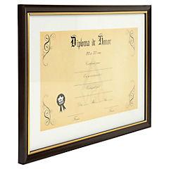 Marco para diploma 22x33 cm