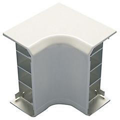 Ángulo interno para canaleta 60x40 mm plástico