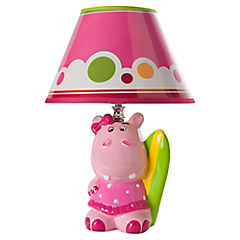 Lámpara Infantil Hipopótamo