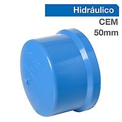Tapa gorro PVC para cementar 50 mm