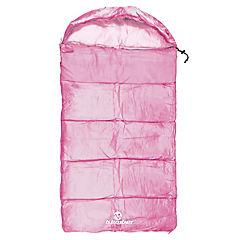 Saco de dormir infantil rosado