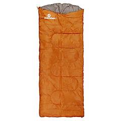 Saco de dormir tipo momia terracota