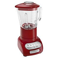 Licuadora vidrio 1,5 litros rojo