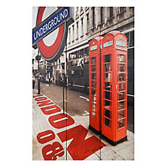 Separador London 180 cm