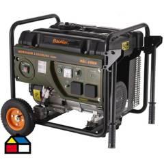 BAUKER - Generador eléctrico a gasolina 3000W