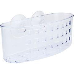 Organizador para baño 12x16x6 cm acrílico