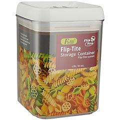 Contenedor de alimentos acrílico 1,8 litros x12,8x0 cm