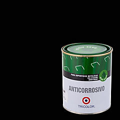 Anticorrosivo a base de agua opaco 1/4 gl negro