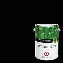 Anticorrosivo a base de agua opaco 1 gl negro