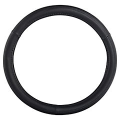 Cubrevolante poliuretano Negro