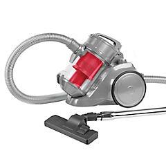 Aspiradora de arrastre 2200 W plateado