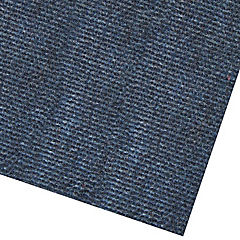 Alfombra cubrepiso 4 m 240 m2 Azul