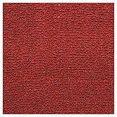 Alfombra boucle 4 m 130 m2 Rojo