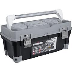 Caja de herramientas 28x25x59 cm plástico