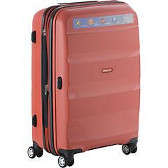 Maleta spinner 64 litros 61,7x25x46 cm rojo