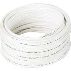 Cordón 10 m Blanco