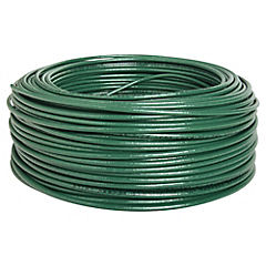 Cable eléctrico 12 AWG 0,6 kW 50 m Verde