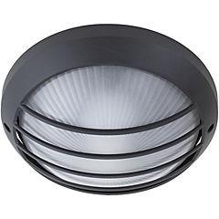 Lámpara tortuga exterior 100 W Negro