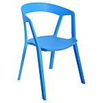Silla Caroline azul