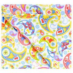 Manta coral diseño 125x150 cm