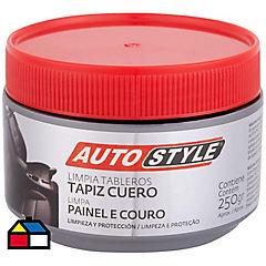 Limpia tapiz para auto 250 gr tarro