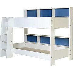 Camarote 1 plaza 165x132x209 cm blanco