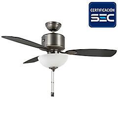 Ventilador de techo 3 aspas 0,06 W
