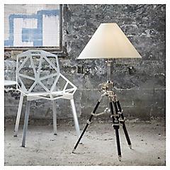 Lámpara de mesa 97 cm tripode 60 W
