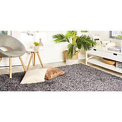 Alfombra Cashmere 160x230 cm gris