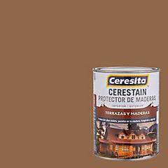 Preservante de madera satinado 1/4 gl roble