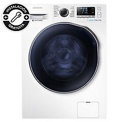Lavadora secadora carga frontal 9/5 kg blanco