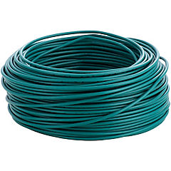 Cable eléctrico (Thhn) 12 Awg 50 m Verde