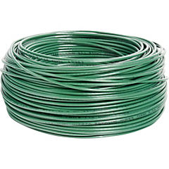 Cable eléctrico 14 AWG 0,6 kW 50 m Verde