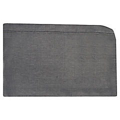 Funda para silla 49x46x49 cm gris