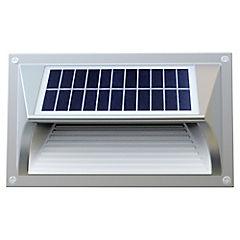 Luminaria solar calida
