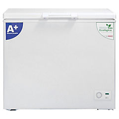 Freezer horizontal 187 litros blanco