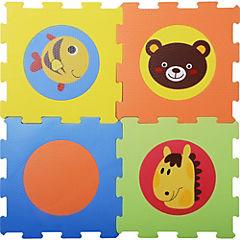 Alfombra Infantil animales 9 piezas