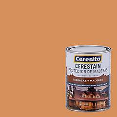 Preservante de madera satinado 1/4 gl Palo rosa