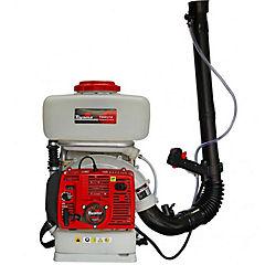 Pulverizador motorizado 14 litros rojo
