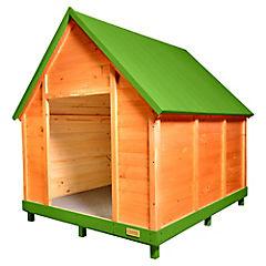 Casa para perro 140x120x150 cm